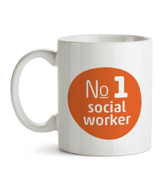 Mug - no1 social worker