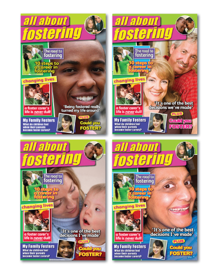 All About Fostering Multipack [Pack of 100]