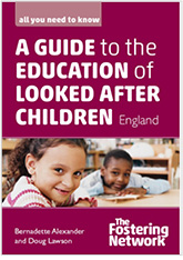 A Guide to the Education of Looked After Children