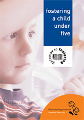 Fostering a Child Under Five [Pack of 10]