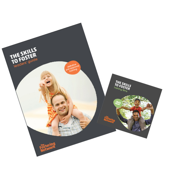 The Skills To Foster - Leaders' Guide and DVD pack (Third edition 2014)
