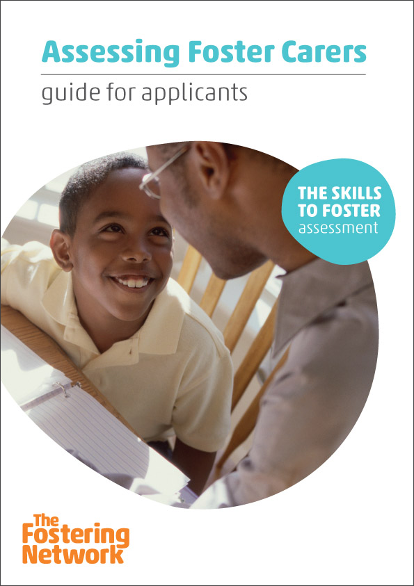 Assessing Foster Carers: guide for applicants (pack of 10)  2015