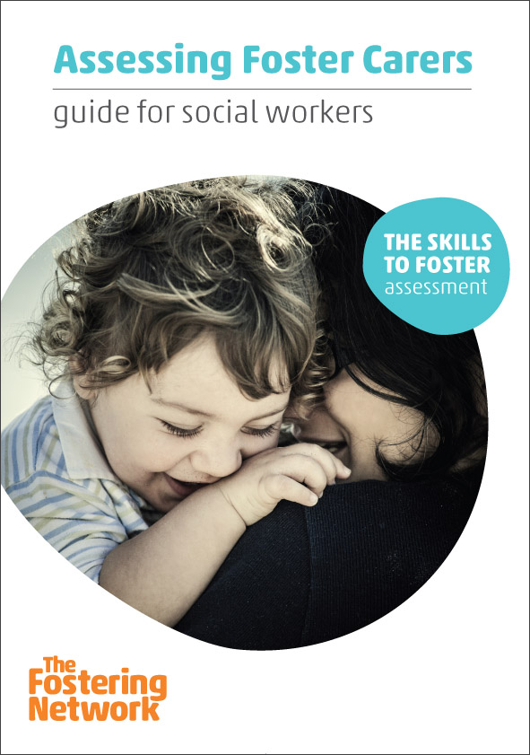 Assessing Foster Carers: guide for social workers (pack of 5) 2015