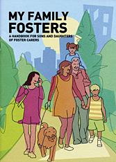 My Family Fosters: a handbook for sons and daughters of foster carers