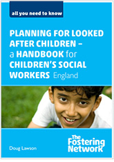 Planning for Looked After Children – a handbook for children's social workers - Pack of 10