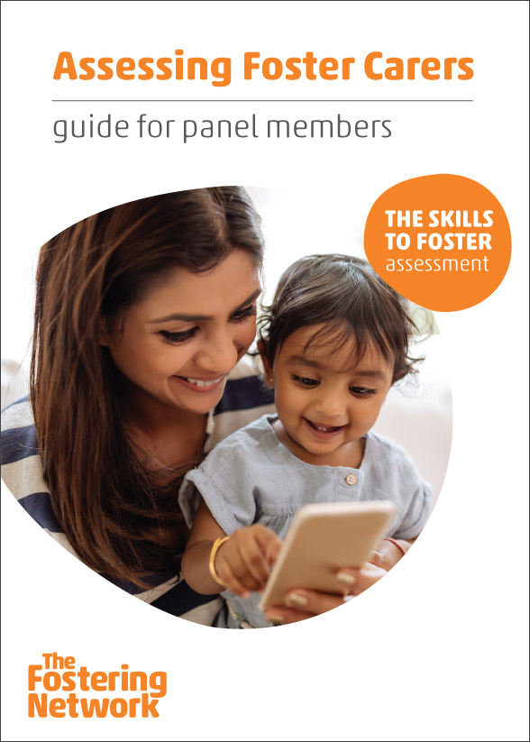 Assessing Carers: guide for panel members (pack of 10)