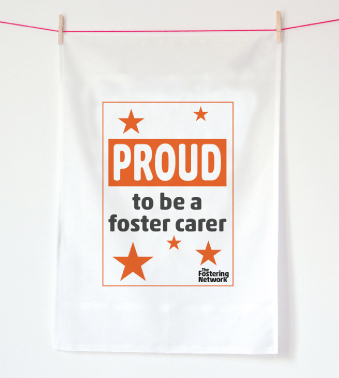 Tea Towel - Proud to be a...