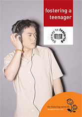 Fostering a Teenager [Pack of 10]